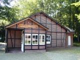 1000-jährige Linde / Dicke Linde / Heeder Riesenlinde, Heimathaus & Backhus_2